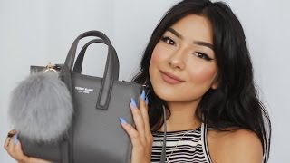 What's In My Bag! ft. Teddy Blake New York   Faye Claire