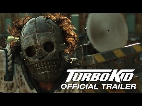 TURBO KID - Official Release Trailer - In theaters August 28