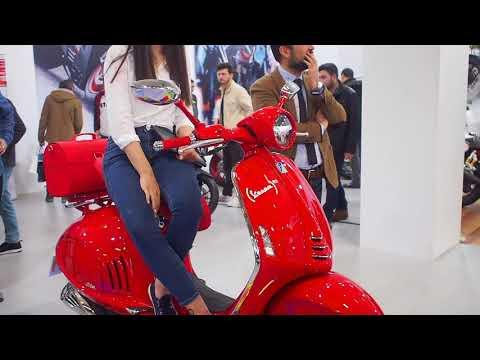 Motobike İstanbul 2018 Vespa İncelemeleri