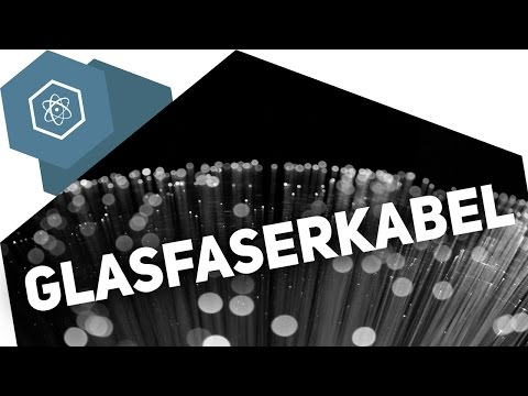Wie funktioniert ein Glasfaserkabel?!?
