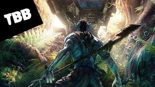Avatar The Game! (A kék emberek nyomában) Valami Gameplay