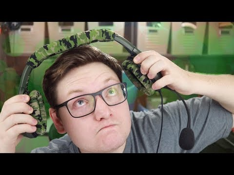 Ultimate Camouflage | Turtle Beach Recon Camo Review