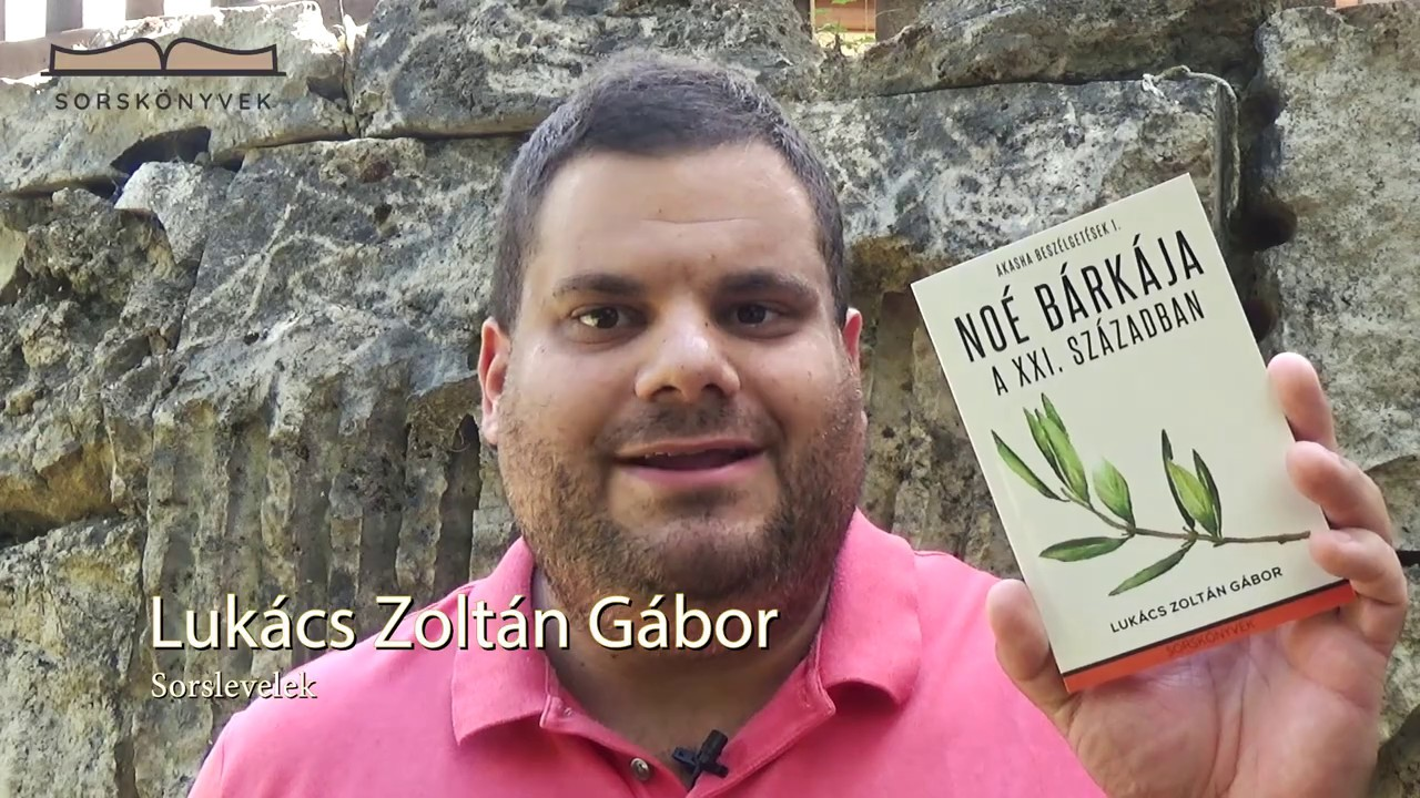 Noé bárkája a XXI. században - Könyvajánló!