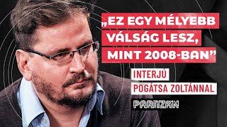 """""""Ez egy mélyebb válság lesz, mint 2008-ban"""" - Interjú Pogátsa Zoltánnal"""
