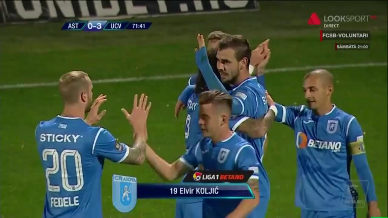 Video   Astra - Craiova 1-0. Prima victorie a ...   Astra Craiova