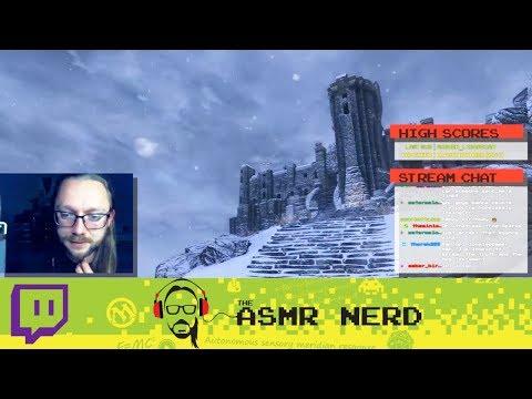 Twitch Archive | ASMR-ish Skyrim | 29 | NOG WARS thumbnail
