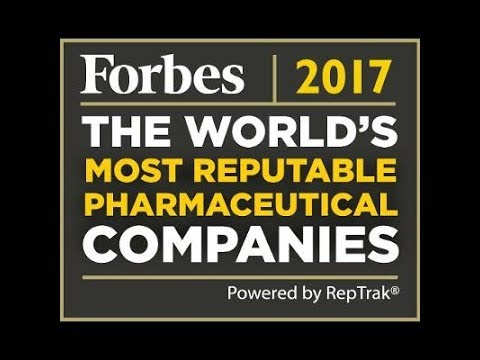 Top 10 Pharmaceutical Companies || In The World 2017