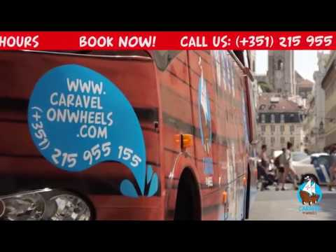 Caravel on Wheels Tour Lisbon Historical Sightseeing Guided by Video