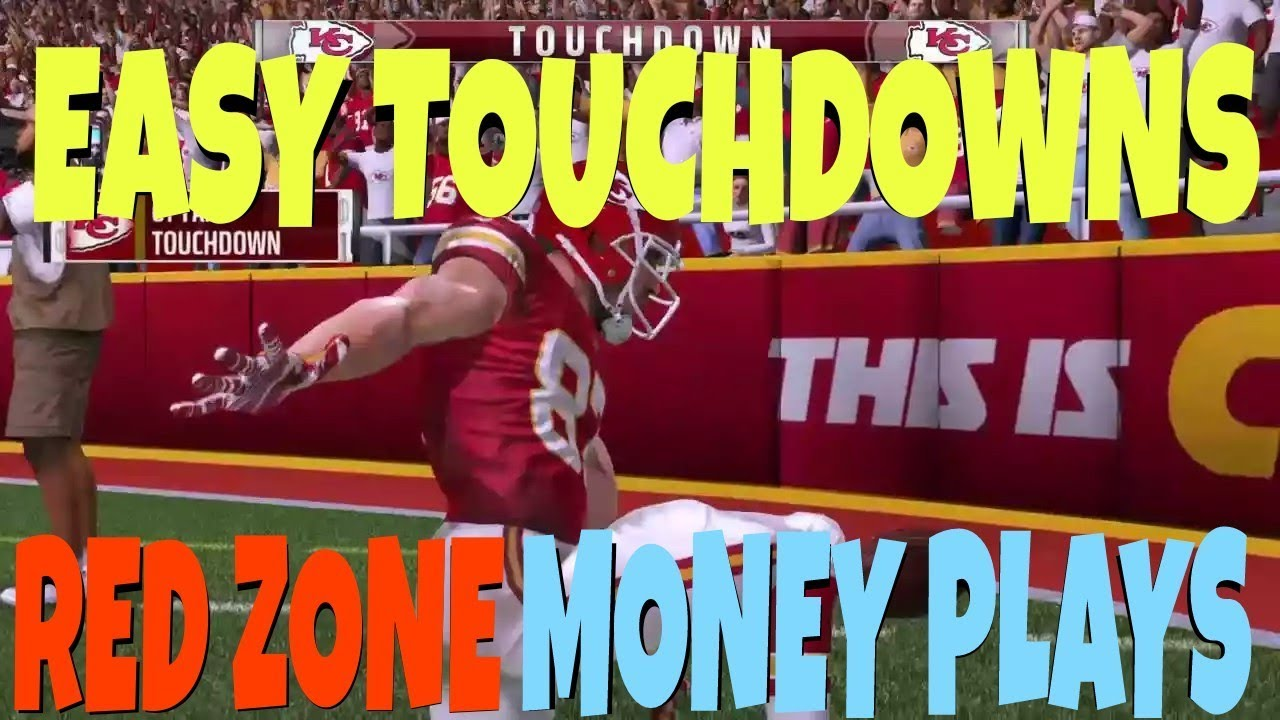 PATRIOTS PASS PLAY TO SCORE TD IN MADDEN 19 MADDEN 19 ONE PLAY
