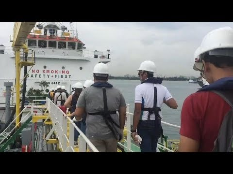 A Day out at Sea - Training & Career Opportunities in the Maritime Industry
