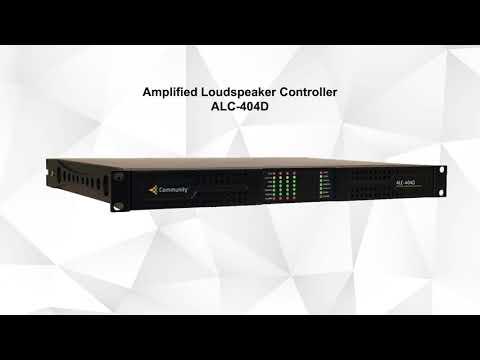 Expert Connections: Biamp's Amplified Loudspeaker Controllers Part 1