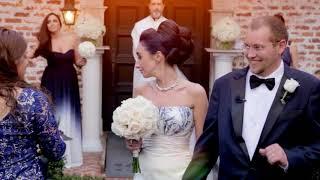 Casa Feliz Wedding Video | Winter Park and Orlando, FL | Francesca+Tim