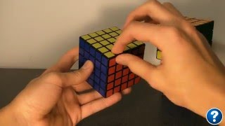 How to Solve the 5x5 Rubik