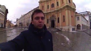 Видео обзор города Братислава, Словакия(Поездка на выходные в Братиславу, посмотреть основные достопримечательности и исторический центр., 2016-02-05T10:52:47.000Z)