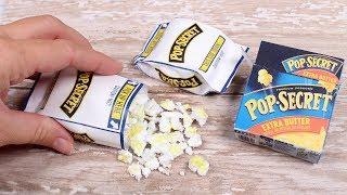 DIY American Girl Popcorn