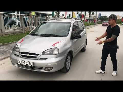 Chevrolet Vivant CDX - 2008. Xăng 12k/lit Cứ Mua 7 Chỗ Mà đi. Tha Hồ Chống Dịch AE ạ. LH 0395818688