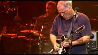 """A Great Day for Freedom"" solo - David Gilmour, Meltdown festival"