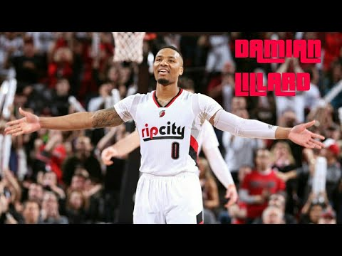 NBA Mix Damian Lillard - Crooked Smile