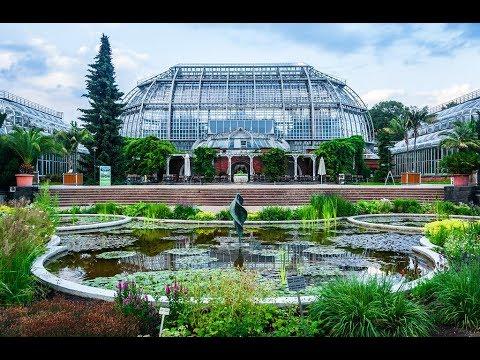 Places to see in ( Berlin - Germany ) Botanischer Garten Berlin