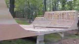 Halfpipe Construction 6 Foot