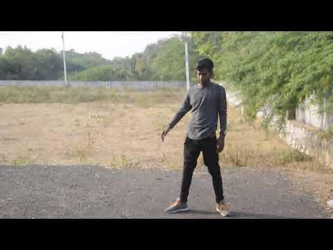 Popping dance by Rajesh Meena 😍