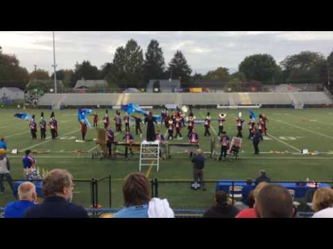 Lenape Valley Marching Band 2016: After Armageddon