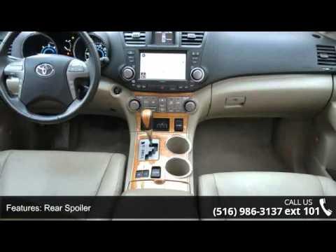 2009 Toyota Highlander Hybrid Limited - European Masters ...