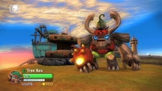 [Skylanders Giants Wii] First Look