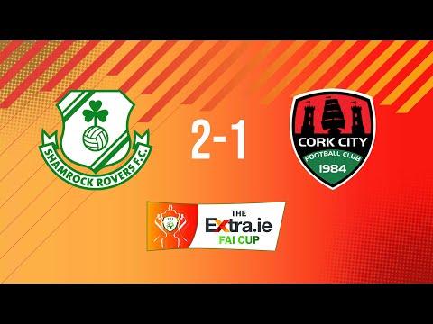 Shamrock Cork City Goals And Highlights