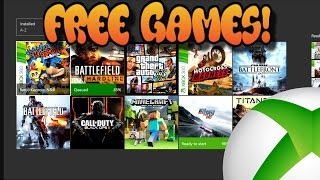 How To Get FREE Xbox One Games!(Battle Field, Fifa, Need For Speed)