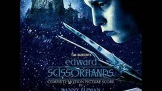 Edward Scissorhands Soundtrack: The Grand Finale