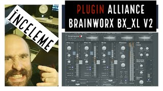 PLUGIN ALLIENCE BRAİNWORX bx_XL V2 İNCELEMESİ ( M/S Mastering Limiter )