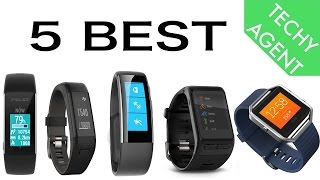 5 BEST fitness trackers (as of November 2016)