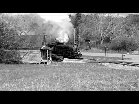 Tennessee Valley Railroad Photo Freight: Rock Springs Ga