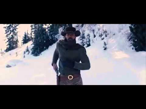 Django Unchained - Shooting scene (HD)