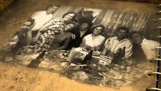 видео Юбилейный фотоальбом (фотокнига) | Заказать онлайн в Владивостоке, Уссурийске, Находке.