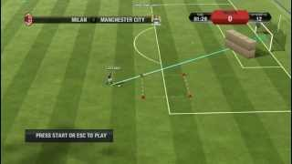 FIFA 13 gameplay PC with mouse