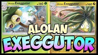 3rd Place Alolan Exeggutor - Special Event Pokemon TCG Gameplay