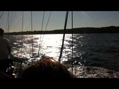 Aboard the Amoeba - Baddeck, Nova Scotia - 720p