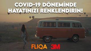 FLIQA x 3M SUNAR: COVID-19 FİLMİ