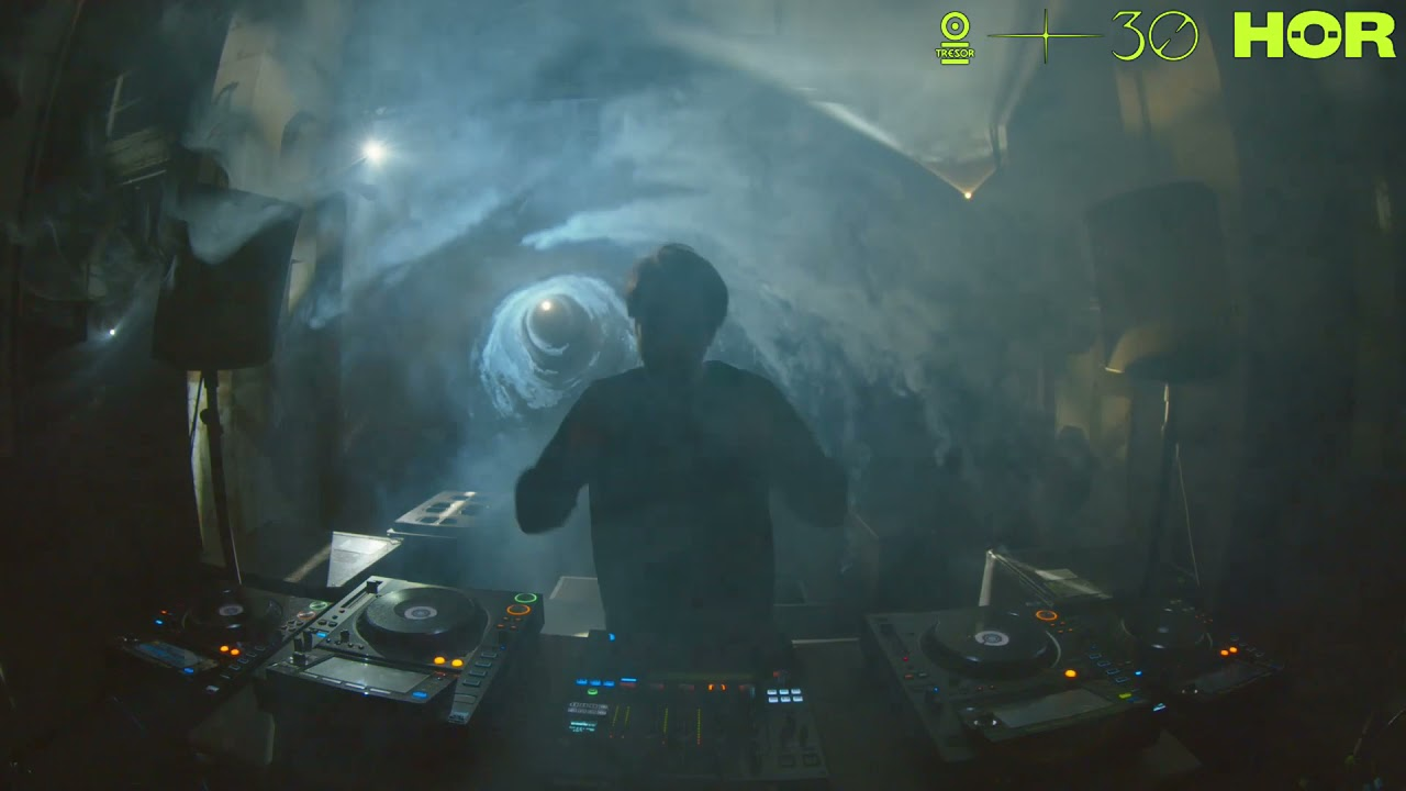 Tresor 30 Live from Metabolic Rift - Bill Youngman / October 9 / 6pm-7pm