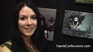 Jasmine Becket-Griffith Interview at FaerieCon