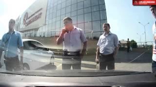 Классно видео ржач приколы на дороге) ГАИ рулит)) Октябрь 2013