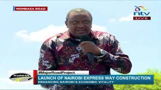 Vijana tusikosee wanawake heshima, enda utongoze polepole - Uhuru