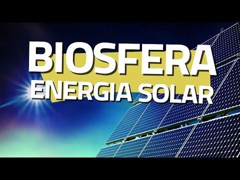 Programa Biosfera - Episódio: ENERGIA SOLAR