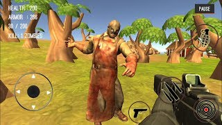 Zombie Killing City Shooting | Android Gameplay #8