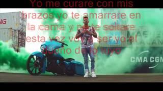 Justin Quiles - Me Curare (Con Letra Original)