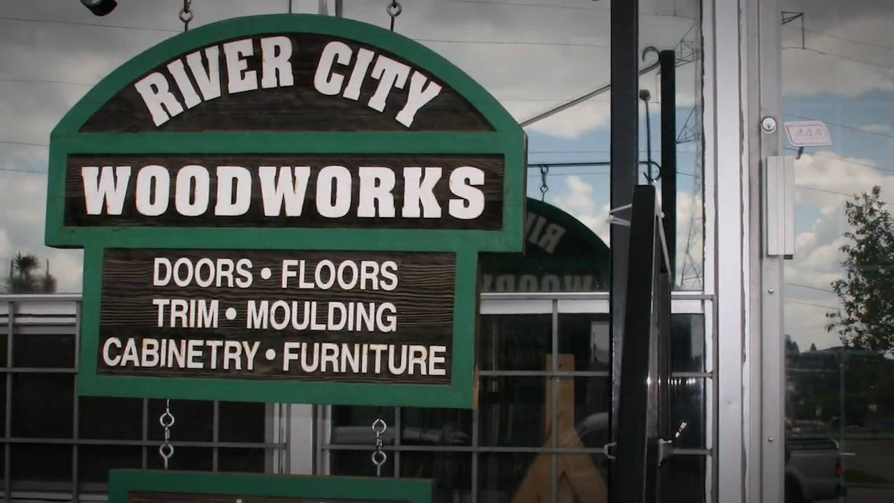 Custom Woodworking – River City Woodworks Corporate Video