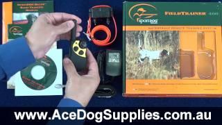 Remote Trainer Review - Sportdog Sd-400
