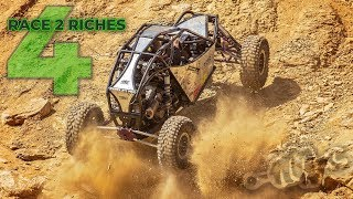 Race to Riches 4 turns Impossible RZR Bounty Hill - Extreme UTV EP73